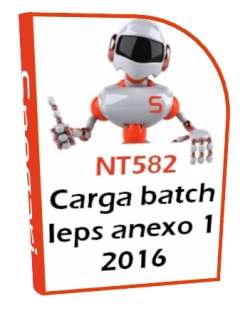Carga batch MULTI-IEPS 2016 anexo 1