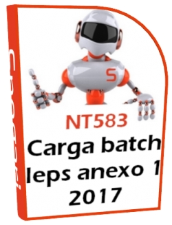 Carga batch MULTI-IEPS 2017 anexo 1